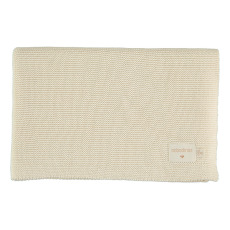 product-Nobodinoz So Natural knitted blanket in organic cotton