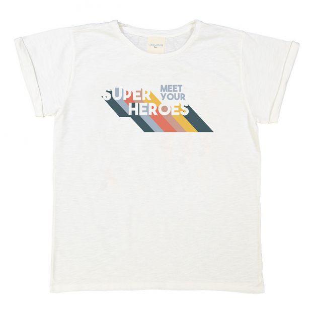T shirt Tom Ecru