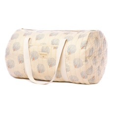 product-Nobodinoz Sac week-end New York Gatsby en coton bio