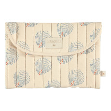 product-Nobodinoz Bagatelle Gatsby clutch in organic cotton