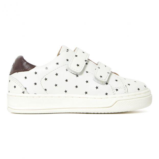 Star Trainers Ecru Bonton Shoes Baby