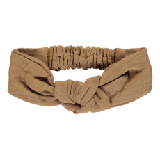 product-Poudre Organic Double cotton gauze headband