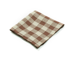 product-Maison de vacances Bourdon napkin in vintage canvas