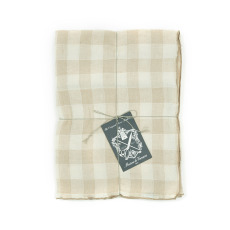 product-Maison de vacances Bourdon tablecloth in vintage canvas