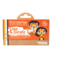 product-Namaki Kit maquillage bio Lion & Girafe