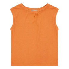 product-Longlivethequeen Linen tank top