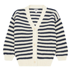 product-Oeuf NYC Oversized striped cardigan