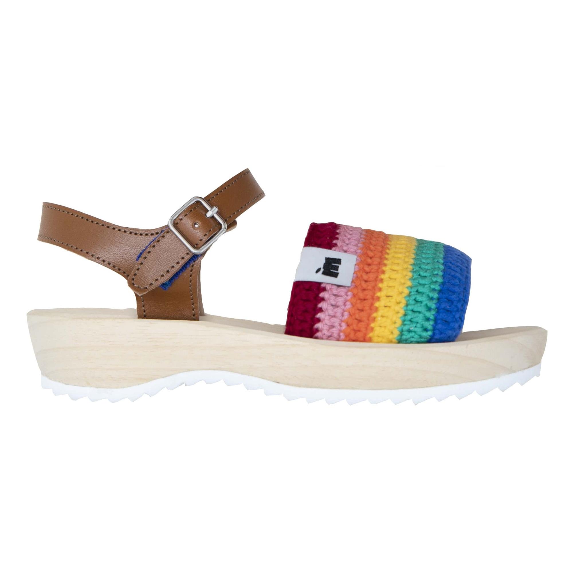 Sandales Crochet Anona