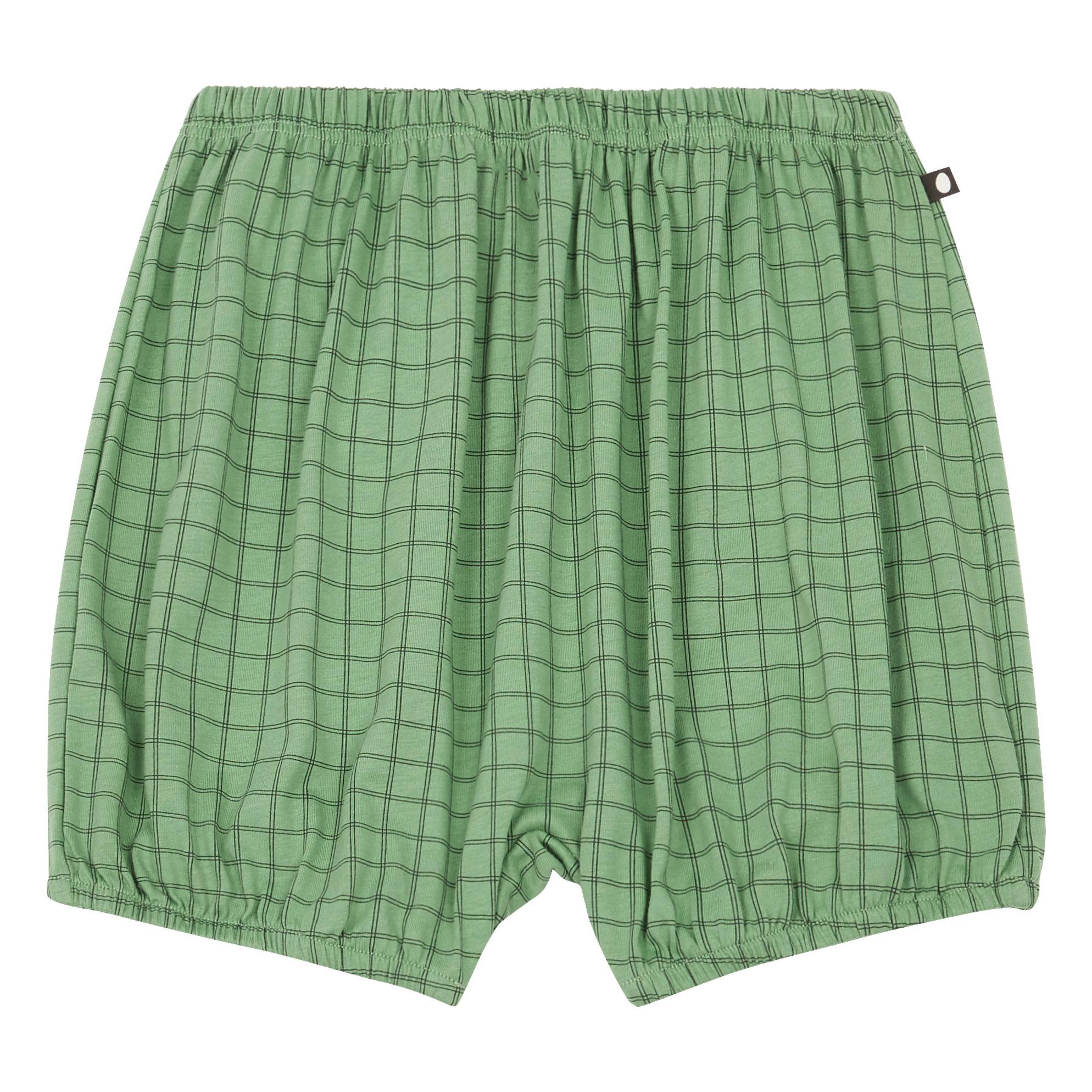 Nice: Shorts Hose Bio-Baumwolle Post