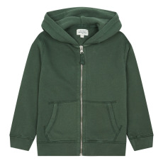 product-Hartford Zipped hooded sweatshirt