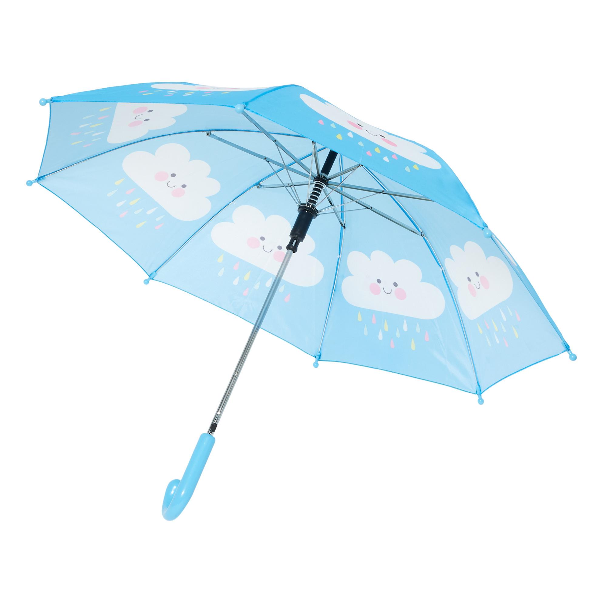 VON LILIENFELD/® Parapluie Enfant Cadeau Motif Gar/çon Fille Requin Jusqu/à 8 Ans