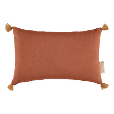 product-Nobodinoz Sublime Organic Cotton Cushion 20x35 cm