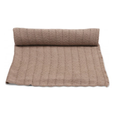 product-Konges Slojd Pointelle Deux Organic Cotton Blanket