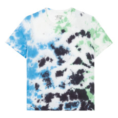 product-Californian Vintage Camiseta Tricolor Half Tie & Dye Eighties x Californian Vintage