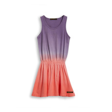 product-Finger in the nose Dip dye summer dress