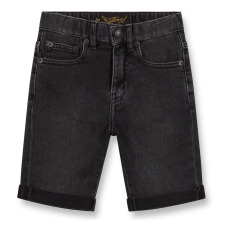 product-Finger in the nose Edmond denim bermuda shorts