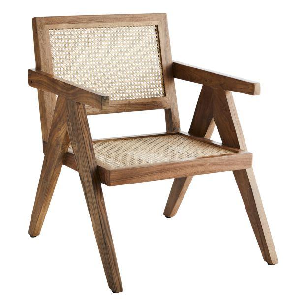 Wicker Chair Madam Stoltz Design Adult