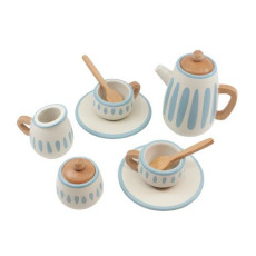 product-Sebra Wooden Tea Service
