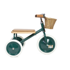 product-Banwood Metal and Woode Tricycle