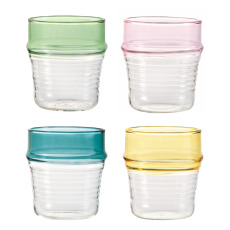 product-&Klevering Verres Asilah - Set de 4