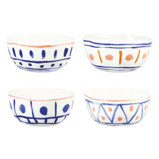product-&Klevering Moroccan Bowls with Lemons - Set of 4