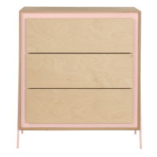 product-In2Wood Square Chest of Drawers