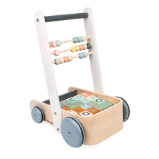 product-Janod Abacus Cart 20 Cubes