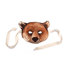 product-Frida's Tierchen Bear Felt Mask