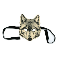 product-Frida's Tierchen Máscara de fieltro Lobo