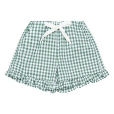product-Zhoe & Tobiah Gingham Shorts