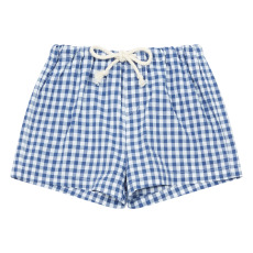 product-Zhoe & Tobiah Gingham Swim Shorts