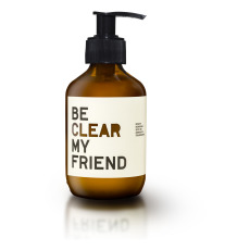 product-Be Soap My Friend Facial cleanser, Horsetail Plant and Wild Mallow