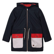 product-Carrement Beau Hooded Raincoat