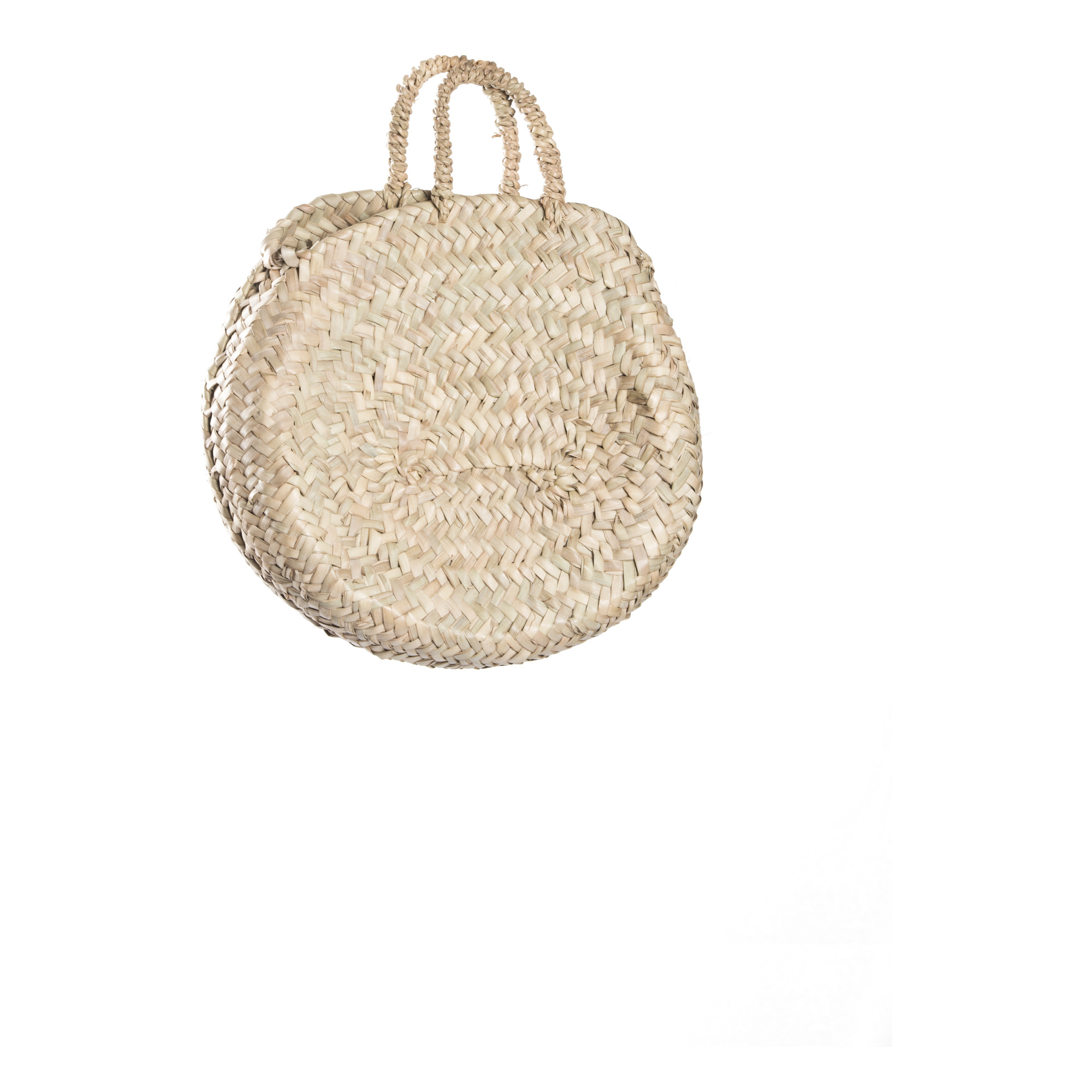 Image of Basket with Handles