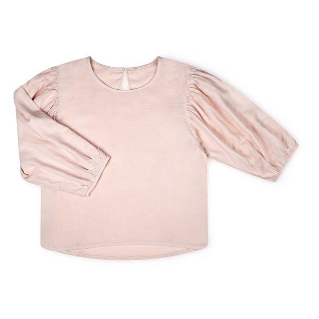 Camisa de algodón Rosa palo MUJER | H&M ES