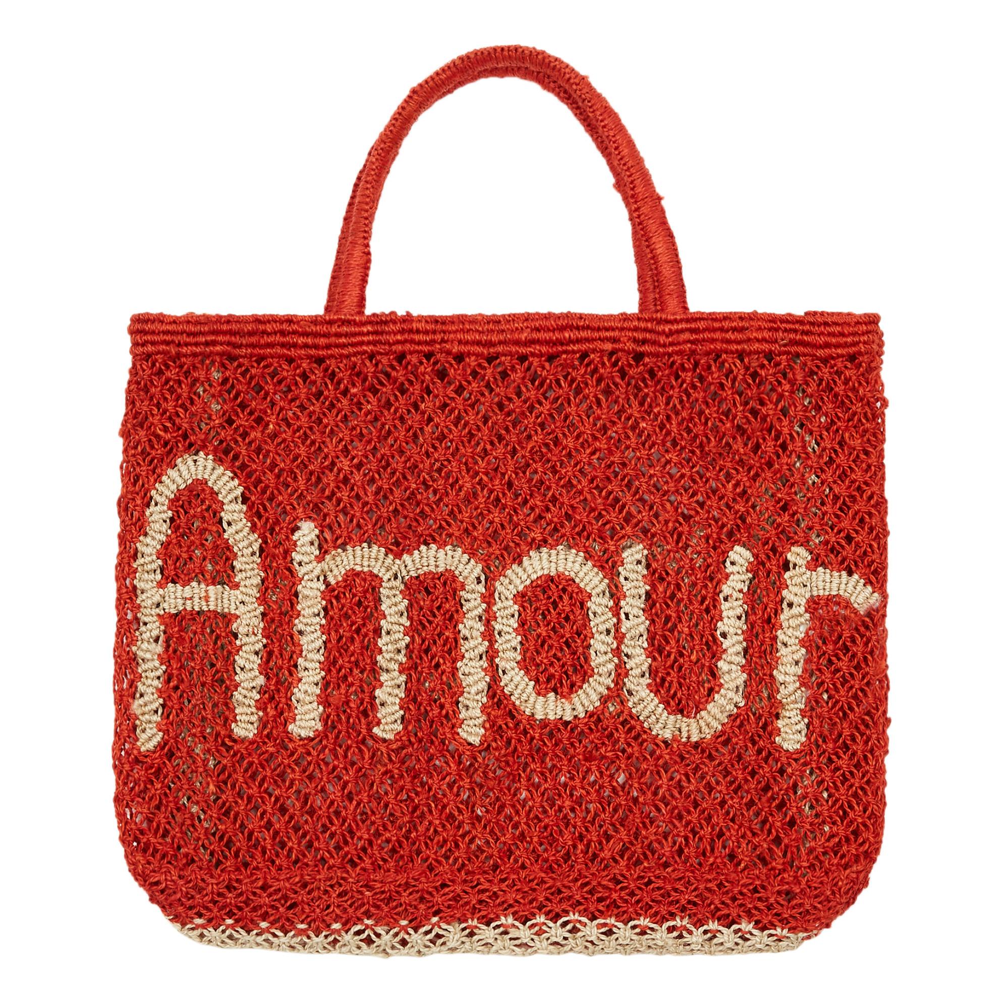 Image of Amour Basket Bag