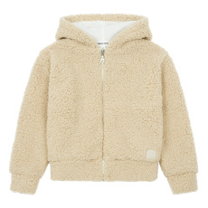 product-Hundred Pieces Veste Fausse Fourrure Sherpa