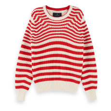 product-Scotch & Soda Openwork Jumper