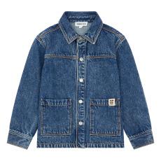 product-Hundred Pieces Shirt, Denim