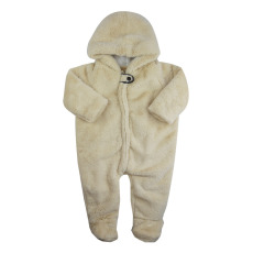 product-Lab - La Petite Collection Faux Fur Snowsuit