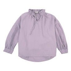 product-the new society Blouse Coton Bio Museline Olivia