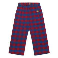 product-Bobo Choses Pantalon à Carreaux Coton Bio