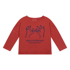 product-Bobo Choses T-shirt Moon Supervisor Coton Bio