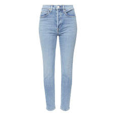 product-Re/Done Jean Slim High Rise Ankle Crop