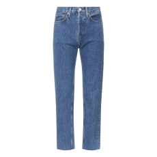 product-Re/Done Stove Pipe High-waisted Jeans