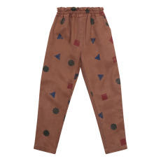 product-Bobo Choses Pantalon Géométrique Lyocell