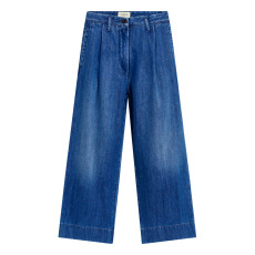 product-Bellerose Pantalon Large Denim Pringle