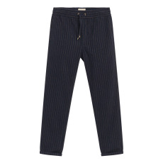 product-Bellerose Pantalón a rayas Pharel