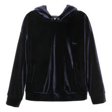 product-Chloé Sweat Capuche Velours Ras