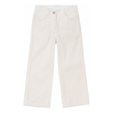 product-Stella McCartney Kids Flared Trousers, Velvet
